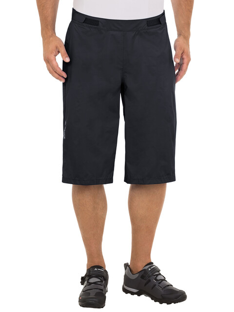 VAUDE Tremalzo Rain Shorts Men black
